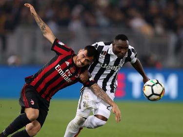 El Milan puede quedarse fuera de Europa esta temporada. (Foto: Getty)