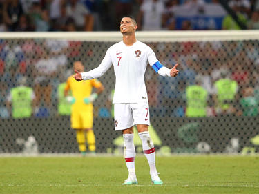 Ronaldo en el pasado Mundial de Rusia de 2018. (Foto: Getty)