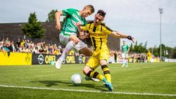 Luc Ihorst wird ab übernächster Saison ein Profi beim SVW