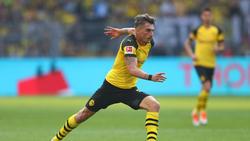 Maximilian Philipp könnte vom BVB zum VfB Stuttgart ausgeliehen werden