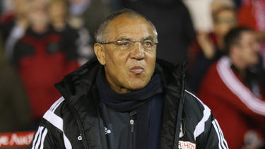 Felix Magath ist mit dem Umgang mit den Trainer unzufrieden