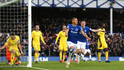 Richarlison trifft gegen Chelsea...
