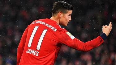 James puede estar despidiéndose de su actuales compañeros.