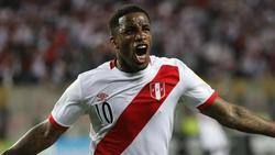 Jefferson Farfán fällt für Peru bei der Copa América aus