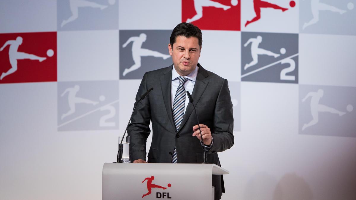 DFL-Geschätsführer Christian Seifert wird Präsidiumssprecher