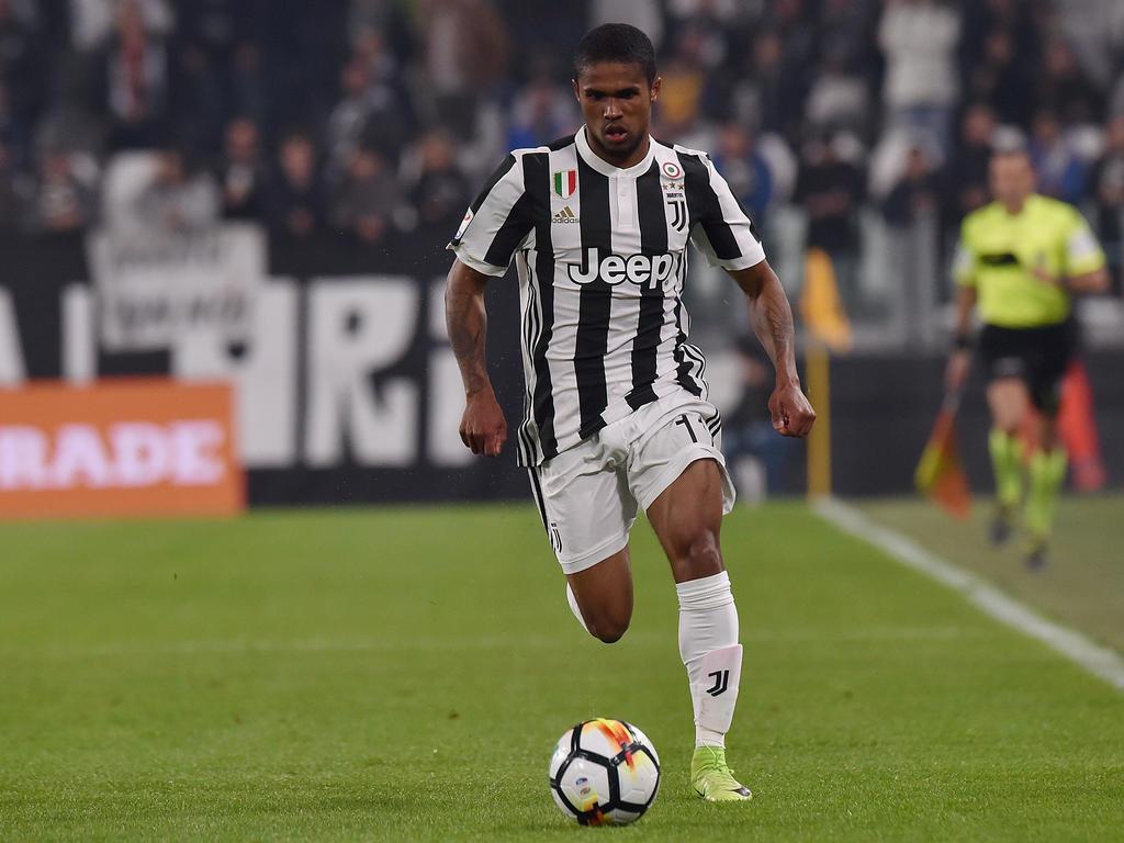 Erzielte gegen CDC Genua das Tor des Tages für Juventus Turin: Douglas Costa