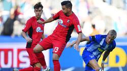 Der SCFreiburg muss zu Saisonbeginn verletzungsbedingt auf Marco Terrazzino verzichten