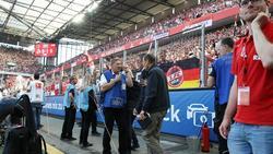1. FC Köln zieht Konsequenzen nach Böllerwurf