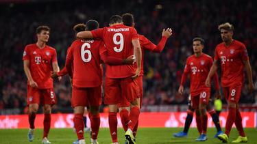 """Die internationale Presse unter anderem die """"Leichtigkeit"""" des FC Bayern"""