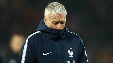 Didier Deschamps ist Trainer von Weltmeister Frankreich