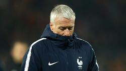 Gegen die französische Fußball-Nationalmannschaft wurde ein Disziplinarverfahren eingeleitet