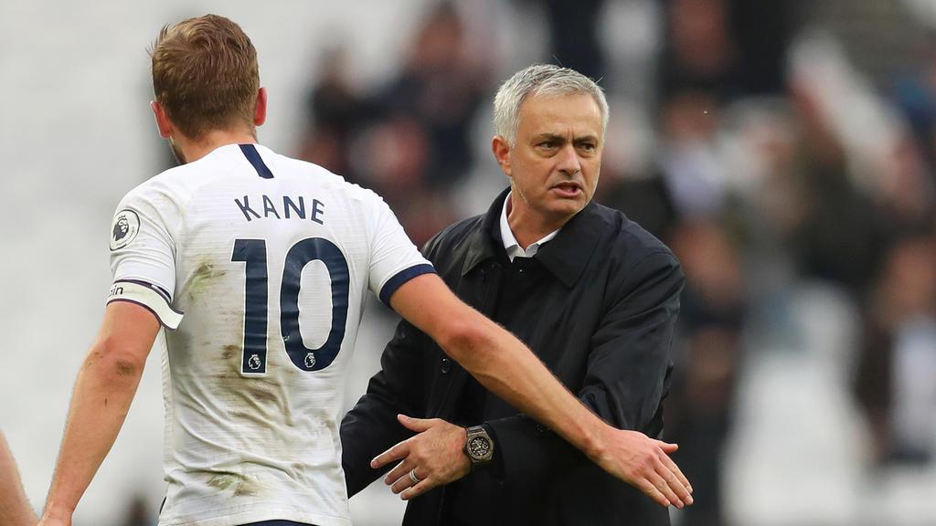 José Mourinho ha iniciado una nueva aventura en Londres.