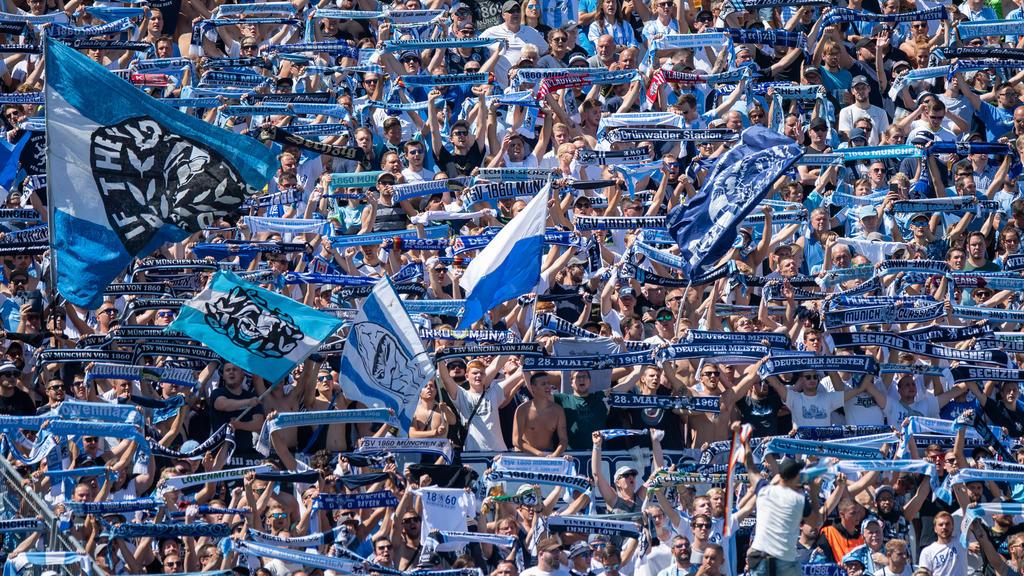 Die Anhänger der Münchner Löwen sollen sich finanziell einbringen