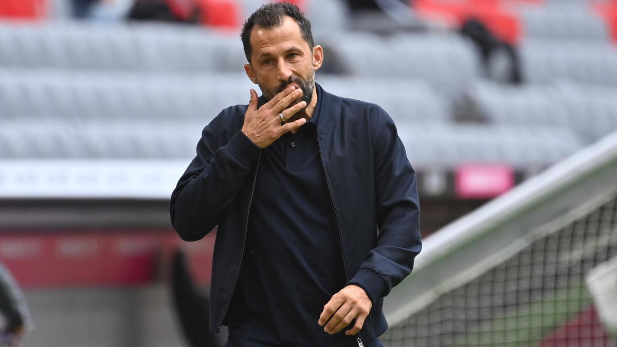 Hasan Salihamidzic hat sich zu Gerüchten rund um den FC Bayern geäußert