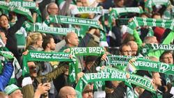 Werder Bremen erwartet nicht, dass das Stadion voll ausgelastet sein wird