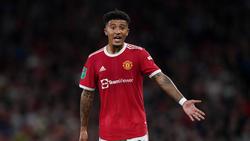 Jadon Sancho wechselte im Sommer vom BVB zu Manchester United