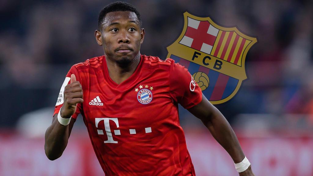Verlässt David Alaba den FC Bayern Richtung Barcelona
