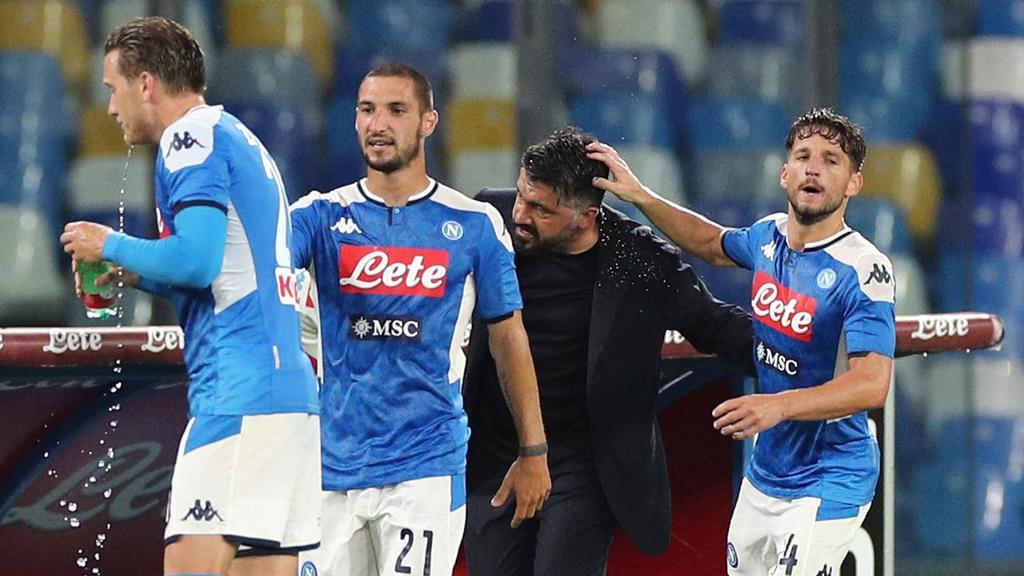 Napoli steht im Coppa-Finale