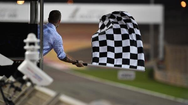 Auf der Zielflagge können sich Formel-1-Fans künftig verewigen lassen