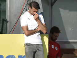 Mattersburgs Coach Franz Ponweiser hofft auf einen Befreiungsschlag
