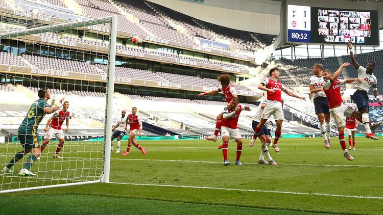 Tottenham war im Derby gegen Arsenal erfolgreich
