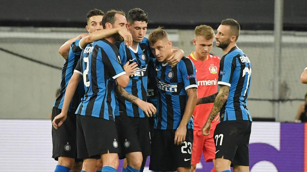 Inter Mailand zieht gegen Bayer Leverkusen ins Halbfinale ein