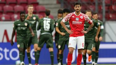 Der FSV Mainz 05 ist am Boden