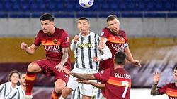 Traf doppelt für Juventus: Cristiano Ronaldo