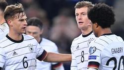 Joshua Kimmich und Toni Kroos stehen vor einem Jubiläum im DFB-Team