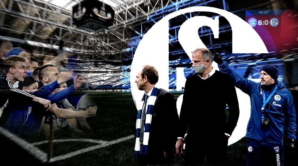 Beim FC Schalke 04 gibt es derzeit viel zu besprechen