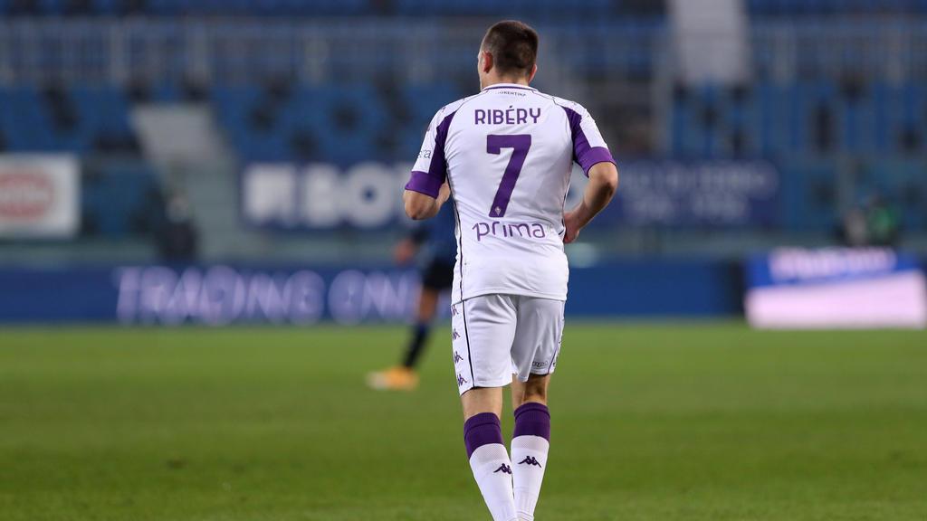 Franck Ribéry soll das Interesse des AC Monza geweckt haben