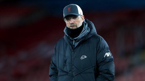Jürgen Klopp verlor jüngst die Tabellenführung in der Premier League