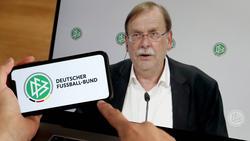 DFB-Vizepräsident Dr. Rainer Koch war einer der Adressaten der Fan-Botschaft
