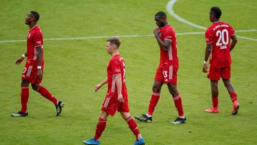 Der FC Bayern kam nicht über ein Remis gegen Union Berlin hinaus