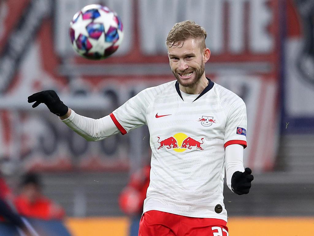 Konrad Laimer kehrt nach langer Pause auf das Spielfeld zurück
