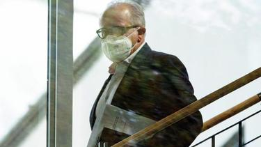 Vorerst kein Urteil im Verfahren gegen DFB-Präsident Fritz Keller