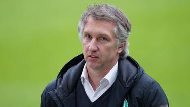 Frank Baumann will zeitnah einen neuen Cheftrainer präsentieren