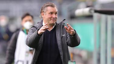 BVB-Sportdirektor Michael Zorc hat ein Auge für Top-Talente