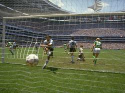 WM-Finale 1986: Kurze Hoffnung durch Völler