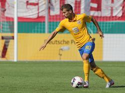 Hendrick Zuck fällt gegen den FSV Frankfurt aus