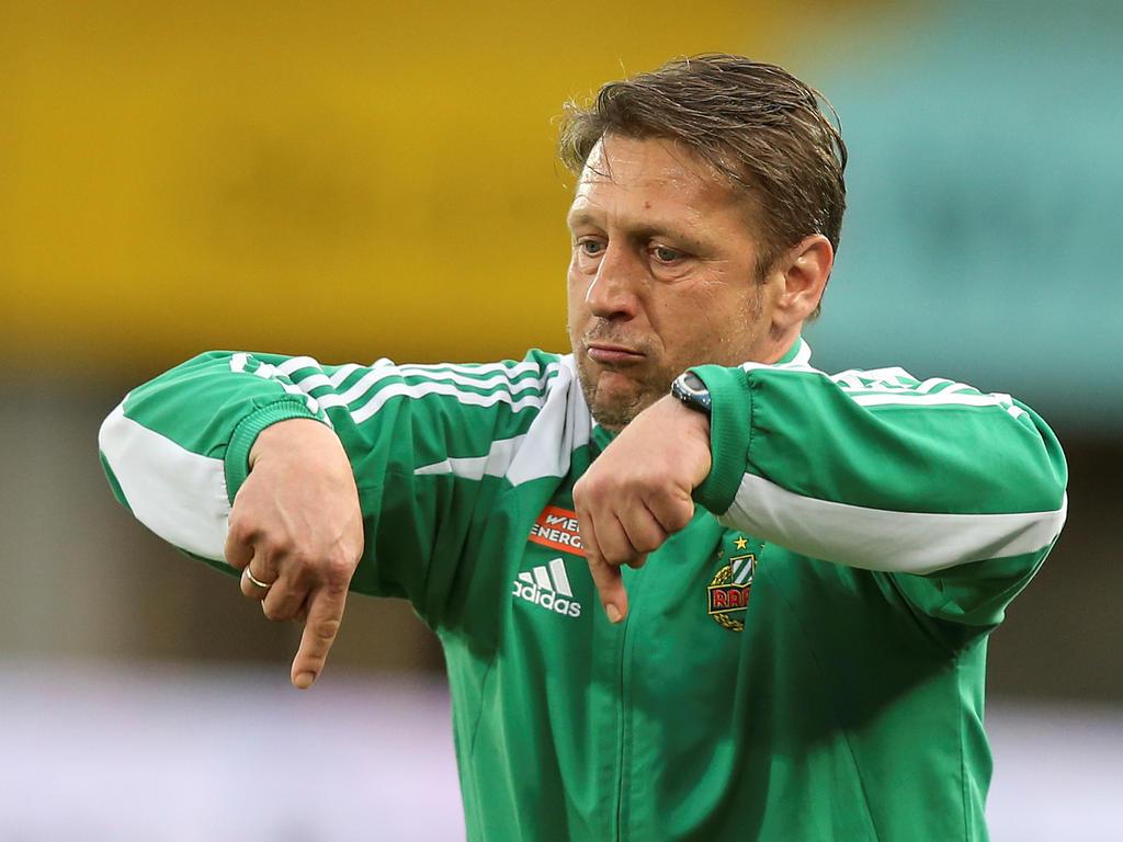 Die Klubfarben grün-weiß bleilben Zoran Barišić erhalten