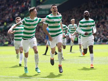 Celtic zauberte sich zur siebten Meisterschaft in Folge