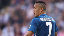 Bobby Wood soll am Montag den Medizincheck in Hannover absolvieren