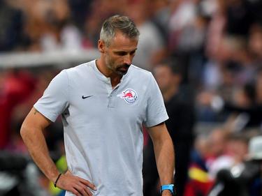 Salzburg schied als bessere Mannschaft aus