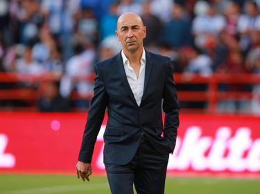Pako Ayestarán fue destituido tras la derrota frente a América. (Foto: Getty)