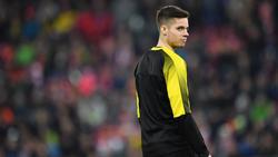 Julian Weigl steht in Mainz nicht im BVB-Kader
