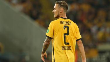 Linus Wahlqvist wird Dynamo Dresden fehlen