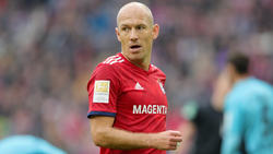 Arjen Robben kann sich ein endgültiges Karriereende im Sommer vorstellen