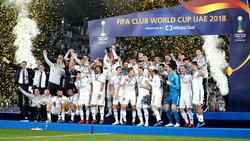 El Real Madrid volvió a conquistar el Mundial de Clubes. (Foto: Getty)