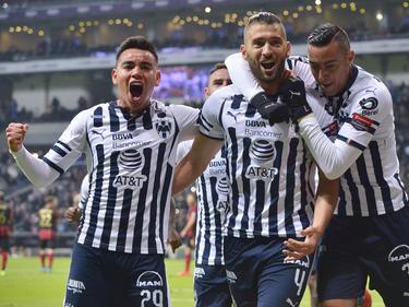El Monterrey se mostró muy superior al campeón estadounidense. (Foto: Getty)